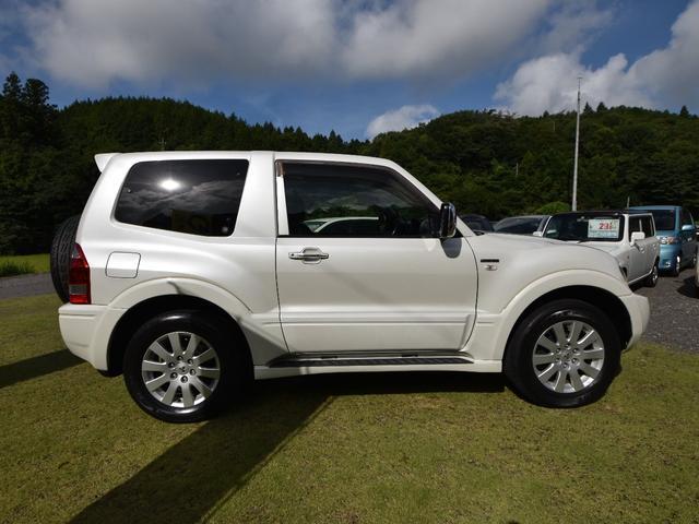 「三菱」「パジェロ」「SUV・クロカン」「栃木県」の中古車4