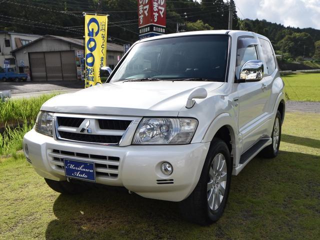 「三菱」「パジェロ」「SUV・クロカン」「栃木県」の中古車7