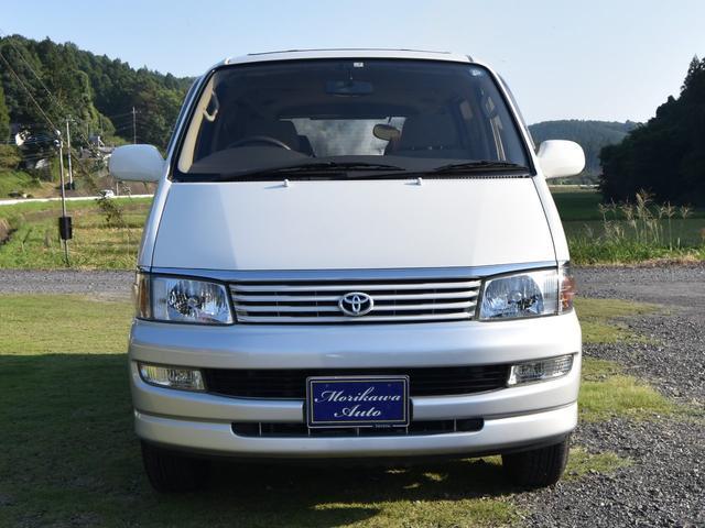 「トヨタ」「レジアス」「ミニバン・ワンボックス」「栃木県」の中古車2