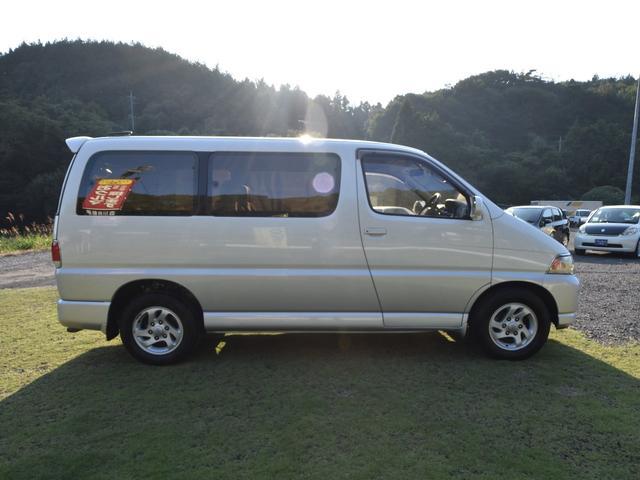 「トヨタ」「レジアス」「ミニバン・ワンボックス」「栃木県」の中古車4