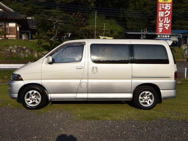 「トヨタ」「レジアス」「ミニバン・ワンボックス」「栃木県」の中古車5