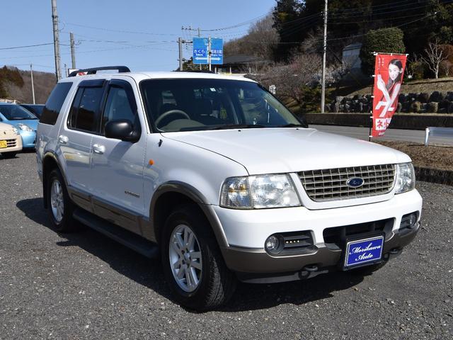「フォード」「エクスプローラー」「SUV・クロカン」「栃木県」の中古車6