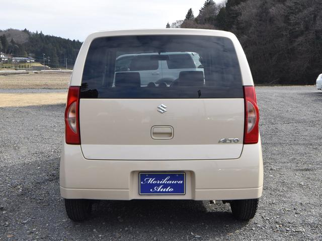 「スズキ」「アルト」「軽自動車」「栃木県」の中古車3