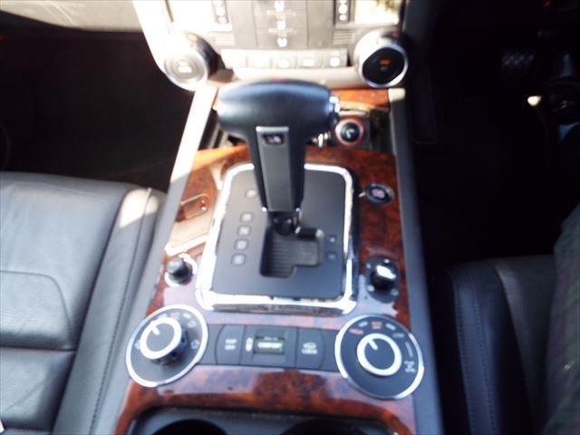V6 CDCエアサスペンション装着車4WDSR黒革ナビ(19枚目)
