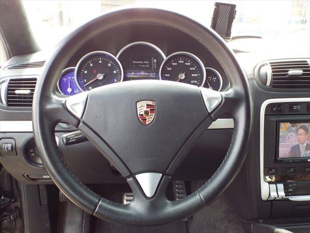 ターボ ティプトロニックS 4WD サンルーフ黒革左H(14枚目)
