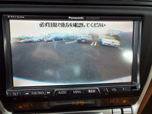 ターボ ティプトロニックS 4WD サンルーフ 茶革 外ナビTV シートヒーター 18インチAW バックカメラ ETC(18枚目)