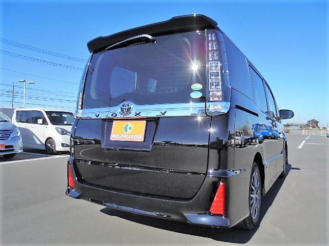 トヨタ ヴォクシー ZS SセンスWサンルーフ