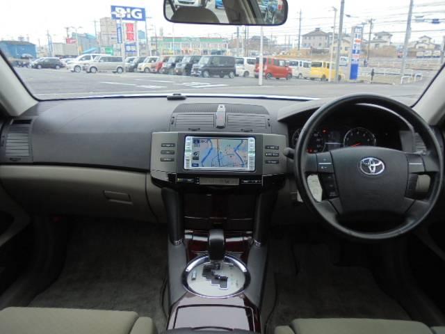 トヨタ マークX 250G ナビETC
