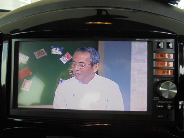 日産 ジューク ニスモ 純正ナビ・TV