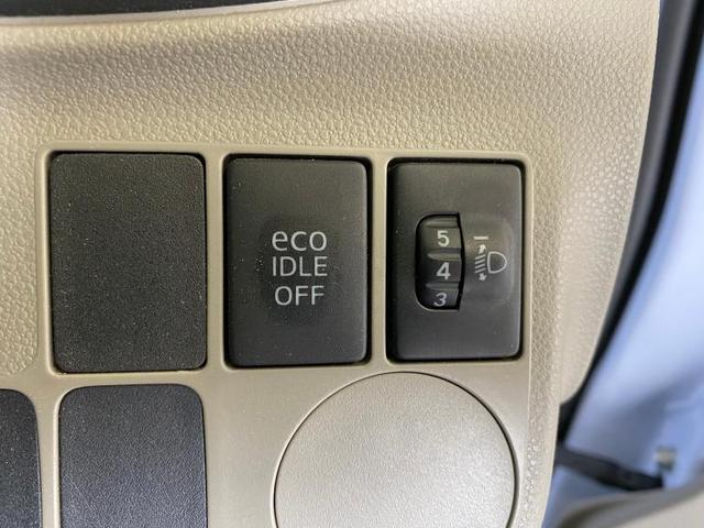 X EBD付ABS/アイドリングストップ/エアバッグ 運転席/エアバッグ 助手席/アルミホイール/パワーウインドウ/キーレスエントリー/パワーステアリング/FF/マニュアルエアコン/定期点検記録簿(11枚目)
