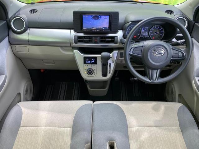X 社外 7インチ メモリーナビ/ヘッドランプ LED/ETC/EBD付ABS/横滑り防止装置/アイドリングストップ/TV/エアバッグ 運転席/エアバッグ 助手席/パワーウインドウ/キーレスエントリー(4枚目)