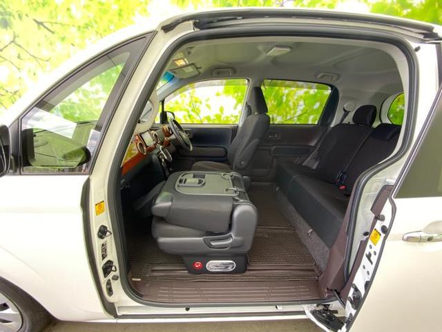 Fアラモード 社外 7インチ メモリーナビ/電動スライドドア/ヘッドランプ HID/ETC/EBD付ABS/横滑り防止装置/バックモニター/TV/エアバッグ 運転席/エアバッグ 助手席/パワーウインドウ 記録簿(12枚目)