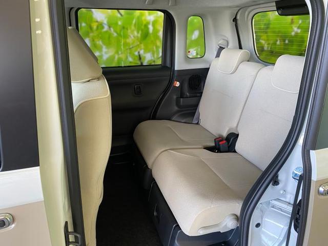 GメイクアップリミテッドSA3 両側電動スライドドア/車線逸脱防止支援システム/パーキングアシスト バックガイド/ヘッドランプ LED/EBD付ABS/横滑り防止装置/アイドリングストップ 届出済未使用車(7枚目)