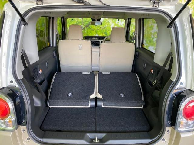 GメイクアップリミテッドSA3 両側電動スライドドア/車線逸脱防止支援システム/パーキングアシスト バックガイド/ヘッドランプ LED/EBD付ABS/横滑り防止装置/アイドリングストップ 届出済未使用車(18枚目)