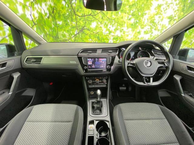 TSIコンフォートライン 純正 8インチ メモリーナビ/ヘッドランプ LED/ETC/EBD付ABS/横滑り防止装置/アイドリングストップ/TV/ルーフレール/エアバッグ 運転席/エアバッグ 助手席/エアバッグ サイド(4枚目)