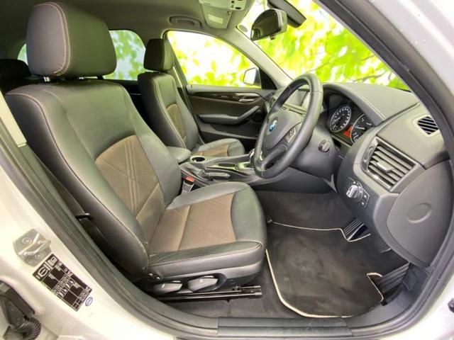 sDrive20i xライン 社外 7インチ HDDナビ/シート ハーフレザー/ヘッドランプ HID/ETC/EBD付ABS/横滑り防止装置/アイドリングストップ/TV/ルーフレール/エアバッグ 運転席/エアバッグ 助手席 記録簿(5枚目)