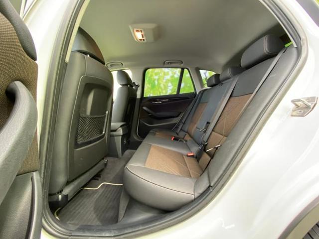 sDrive20i xライン 社外 7インチ HDDナビ/シート ハーフレザー/ヘッドランプ HID/ETC/EBD付ABS/横滑り防止装置/アイドリングストップ/TV/ルーフレール/エアバッグ 運転席/エアバッグ 助手席 記録簿(7枚目)