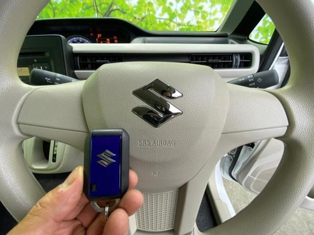FX セーフティサポート(スズキ)/車線逸脱防止支援システム/EBD付ABS/横滑り防止装置/アイドリングストップ/エアバッグ 運転席/エアバッグ 助手席/パワーウインドウ/エンジンスタートボタン 禁煙車(16枚目)