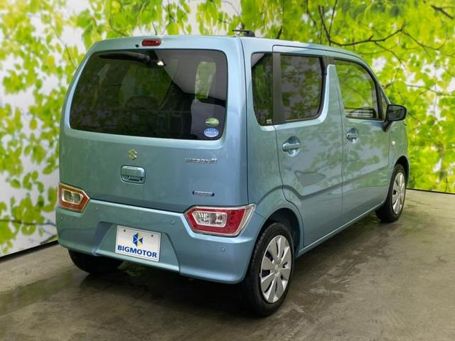FX セーフティサポート(スズキ)/EBD付ABS/横滑り防止装置/アイドリングストップ/エアバッグ 運転席/エアバッグ 助手席/パワーウインドウ/エンジンスタートボタン/オートエアコン 禁煙車(3枚目)