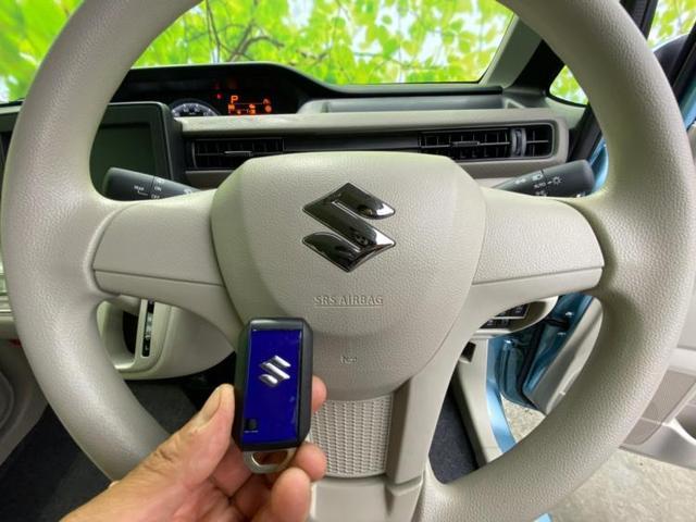 FX セーフティサポート(スズキ)/EBD付ABS/横滑り防止装置/アイドリングストップ/エアバッグ 運転席/エアバッグ 助手席/パワーウインドウ/エンジンスタートボタン/オートエアコン 禁煙車(16枚目)
