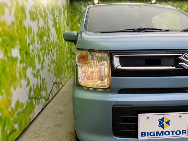 FX セーフティサポート(スズキ)/EBD付ABS/横滑り防止装置/アイドリングストップ/エアバッグ 運転席/エアバッグ 助手席/パワーウインドウ/エンジンスタートボタン/オートエアコン 禁煙車(17枚目)