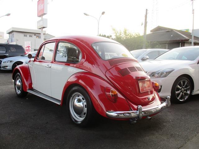 フォルクスワーゲン VW ビートル メキシコビートル