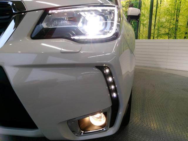 スバル フォレスター 2.0XT アイサイト 社外SDナビ LEDヘッドライト