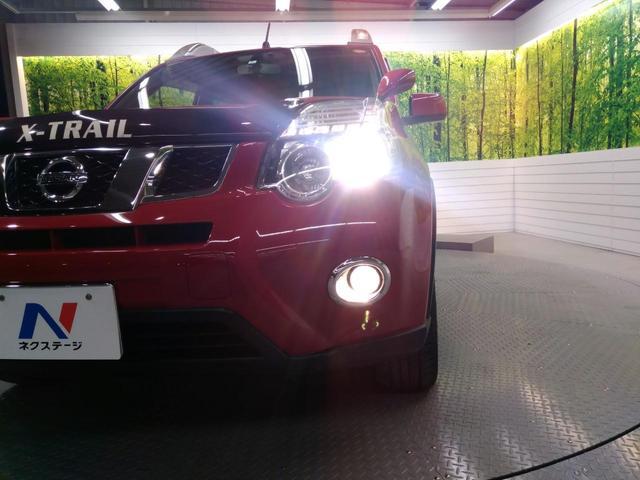 日産 エクストレイル 20Xtt 純正HDDナビ フルセグTV HIDヘッドライト