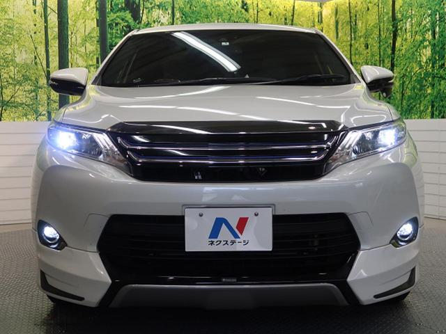 プレミアム 4WD モデリスタエアロ サンルーフ 1オーナー(17枚目)