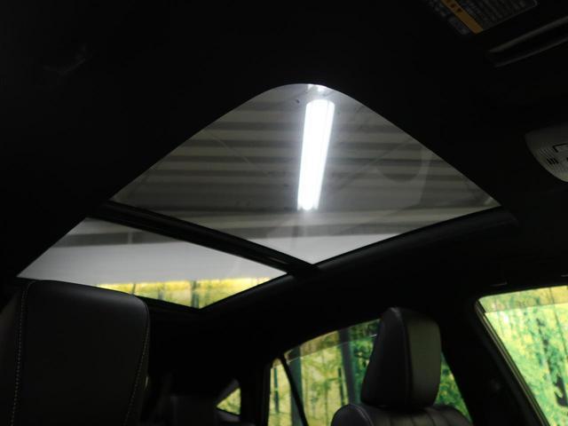 プレミアム 禁煙車 サンルーフ 純正9型SDナビ フルセグ バックカメラ セーフティーセンス レーダークルーズコントロール ETC パワーバックドア ブラックハーフレザーシート LEDヘッド 純正18インチアルミ(5枚目)
