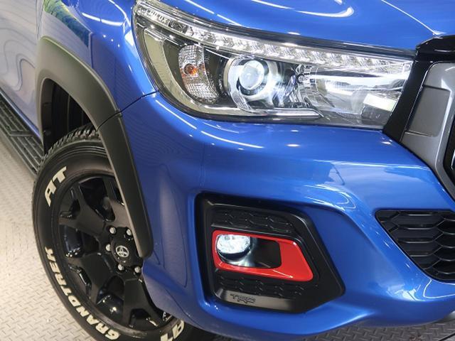 Z ブラックラリーエディション 後期型 4WD ワンオーナー 禁煙車 TRDフロントカバー プリクラッシュ クルーズコントロール 7型SDナビ フルセグTV ETC LEDヘッドライト バックカメラ リアフォグ 純正18インチアルミ(10枚目)