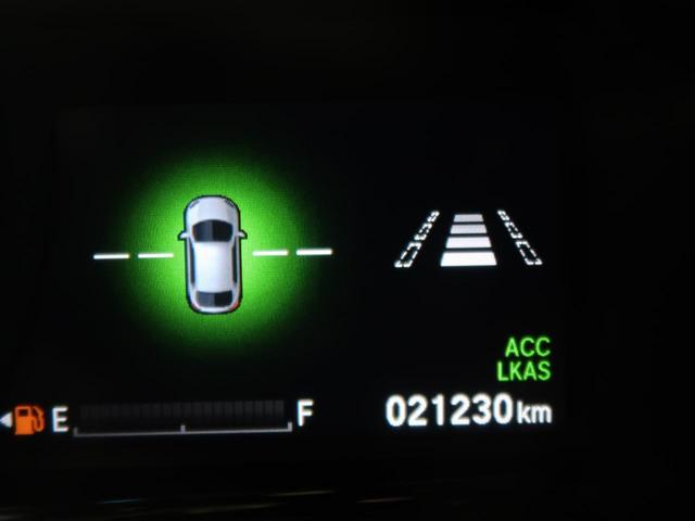 ハイブリッドRS・ホンダセンシング 禁煙車 寒冷地仕様 純正7型SDナビ フルセグ バックカメラ ETC レーンキープ シートヒーター 純正18インチアルミホイール スマートキー LEDヘッドライト&LEDフォグライト オートライト(60枚目)