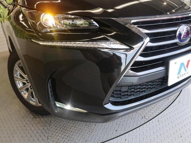 NX300h 禁煙車 4WD レーダークルーズコントロール メーカーOPナビ バックカメラ サイドカメラ フルセグ LEDヘッドライト&LEDフォグライト 純正17インチアルミホイール スマートキー パワーシート(14枚目)