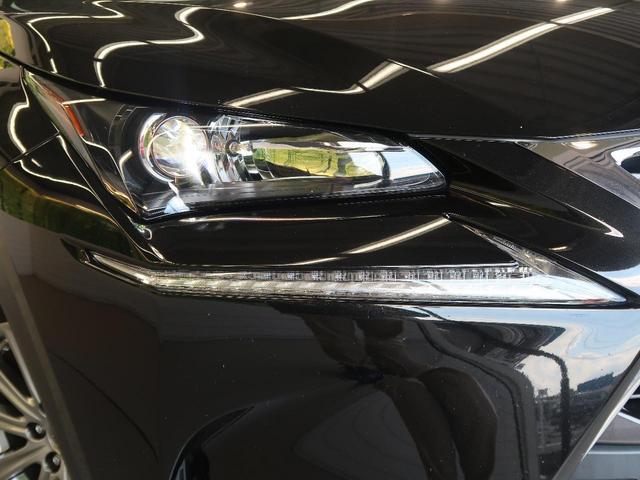 NX300h 禁煙車 4WD レーダークルーズコントロール メーカーOPナビ バックカメラ サイドカメラ フルセグ LEDヘッドライト&LEDフォグライト 純正17インチアルミホイール スマートキー パワーシート(28枚目)