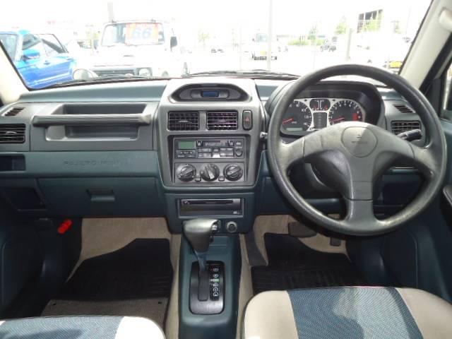 三菱 パジェロミニ デューク 4WD 4AT