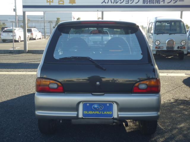 スバル ヴィヴィオ RX-R 2WD 5MT
