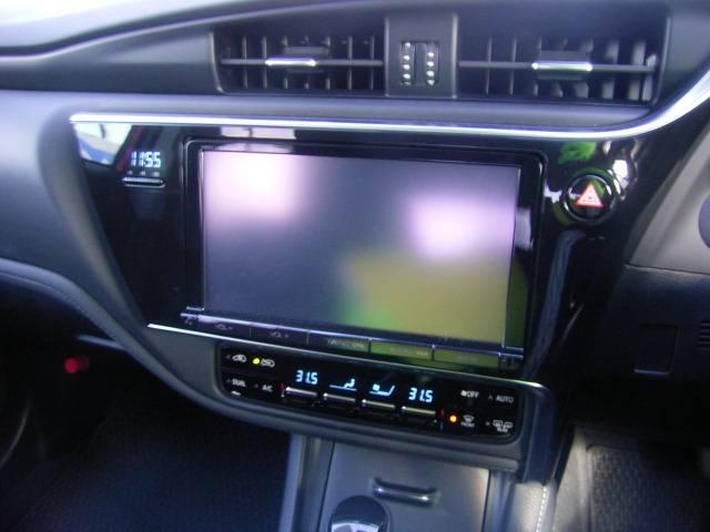 トヨタ オーリス 150X 当社試乗車