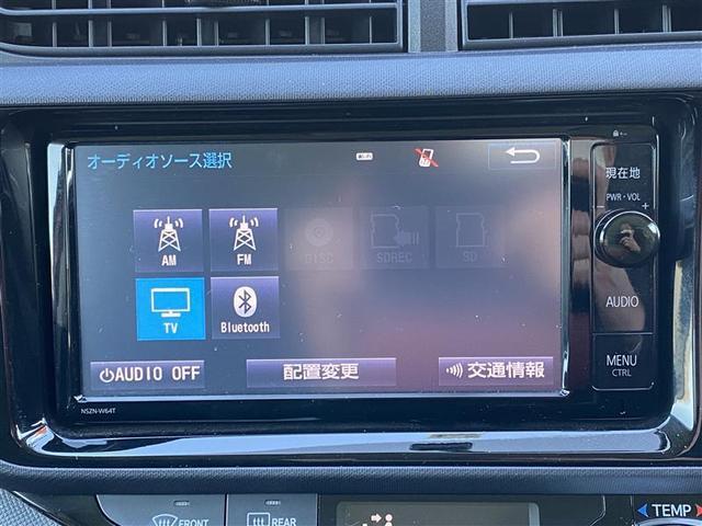 S フルセグ DVD再生 バックカメラ ETC 記録簿(13枚目)