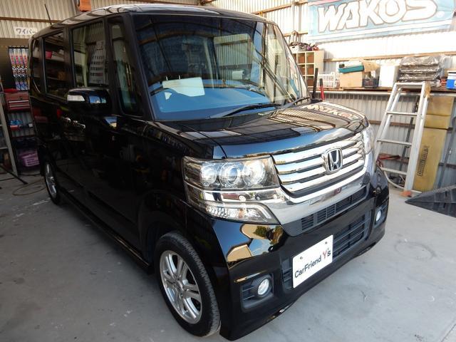 「ホンダ」「N-BOX」「コンパクトカー」「茨城県」の中古車3