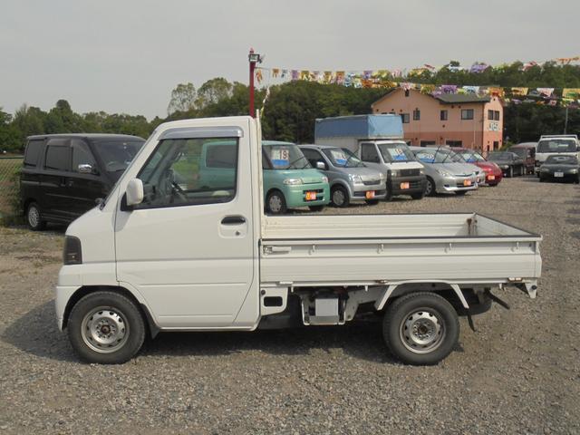 4WD マニュアル車(5枚目)