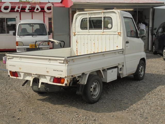 4WD マニュアル車(8枚目)