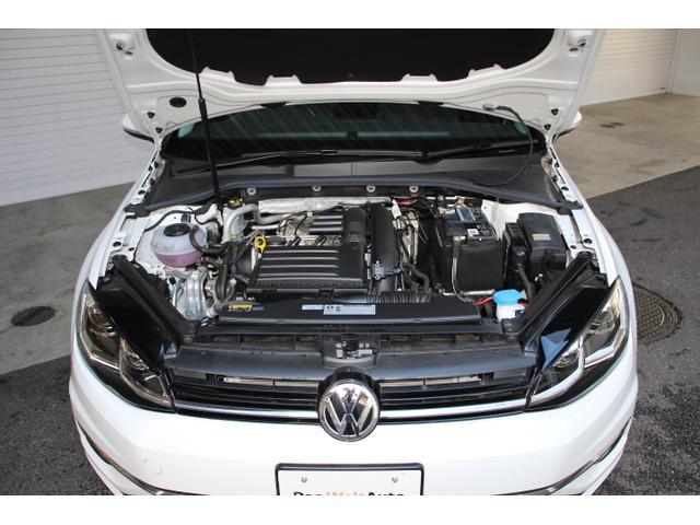 TSI コンフォートライン テックエディション 認定中古車保証一年間距離無制限 ワンオーナー/1.2リットルTSIターボエンジン/純正ナビ/バックモニター/ブルートゥース接続/ETC2.0/17インチアルミホール/アイドリングストップ(7枚目)