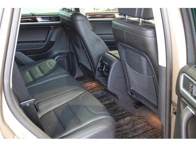 フォルクスワーゲン VW トゥアレグ V6アップグレードパッケージ