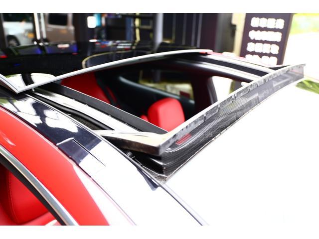 C63 AMGクーペ 内装色ブラック&レッド!(10枚目)