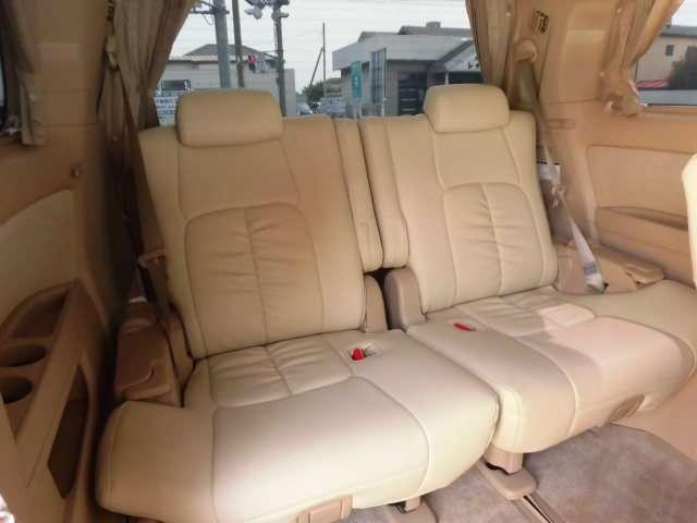 トヨタ アルファード 350X 両側電動ドア 革調シートカバー 車高調 20AW