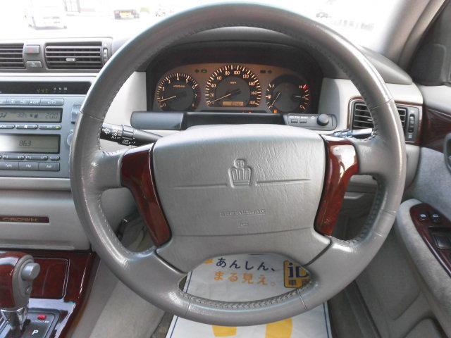 ロイヤルサルーン 車高調 運転席パワーシート ETC(15枚目)
