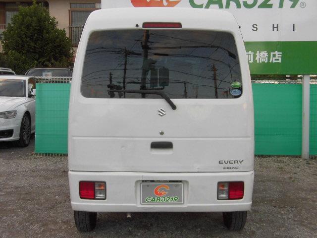 「スズキ」「エブリイ」「コンパクトカー」「群馬県」の中古車4