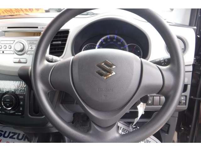 スズキ ワゴンR FX シートヒーター イモビ