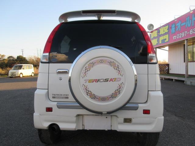 カスタムLターボ エアロ 15AW キーレス CD 走行6万(3枚目)