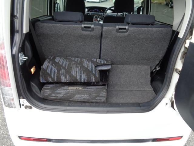 カスタム S 純正フルエアロ 14インチ ディスチャージヘッドライト フォグランプ WエアB ABS キーレス CDコンポ ベンチシート プライバシーガラス タイミングチェーン 走行39700キロ 取説記録 後期型(18枚目)